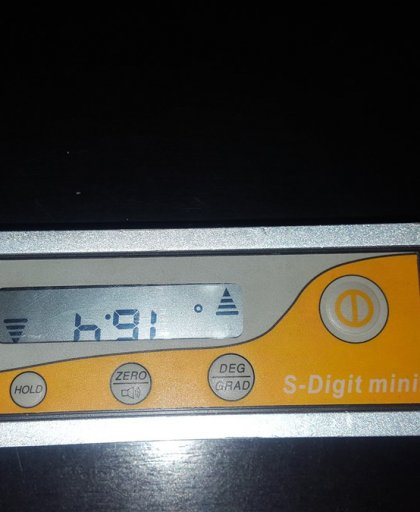 Fennel S-Digit Mini Elektronik Eğim Ölçer