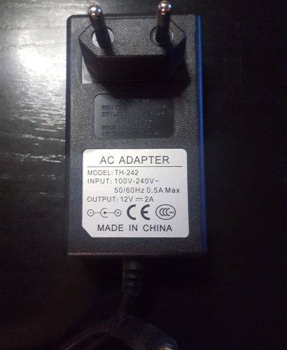Ac Adapter TH-242